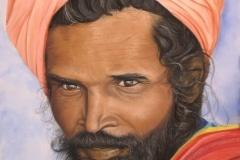 Baba - religieux en Inde