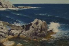 le fond de mer, au gaou